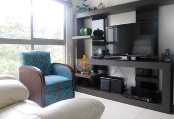 Apartamento en venta en Medellín-El Poblado, cuenta con 3 alcobas y balcón.