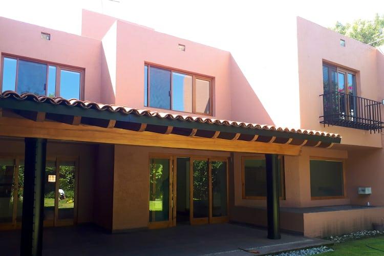 Portada Casa en venta en Tlalpan con balcon  435 m²