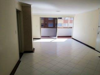 Un cuarto de baño con ducha y lavabo en Apartamento Venta Medellin Laureles P. 5 C. 3445498