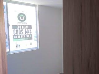 Una imagen de un signo en la pared en Apartamento en venta en María Auxiliadora de 3 hab.