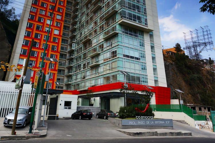 Portada Departamento en venta en Lomas de Santa Fe, 60 m² en edificio ecológico