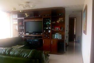 Apartamento en venta en Barrio Modelia de tres habitaciones