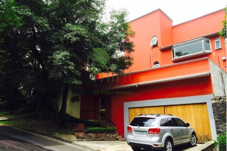 Portada Casa en venta en Jardines del Ajusco remodelada  430 m²