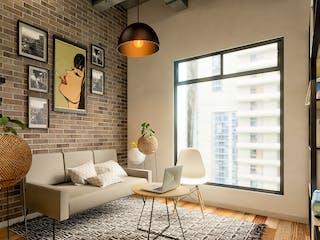 Urban Loft La Patria, apartamentos sobre planos en La Patria, Bogotá