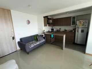Una cocina con nevera y fregadero en Apartamento en venta en Las Antillas, 70mt con balcon
