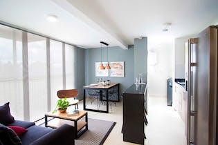 Apartamento en Venta en Rionegro, Cuchillas - 58mt, tres alcobas