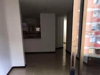 Una vista de un pasillo desde un pasillo en Apartamento venta Calasanz, Medellin, Antioquia