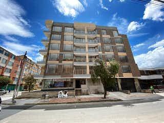 Un edificio alto sentado en la esquina de una calle en Apartamento En Venta En Bogotá Quinta Paredes-Teusaquillo