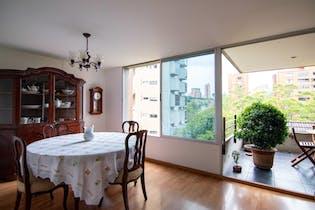 Apartamento en Provenza - Poblado, cuenta con dos habitaciones