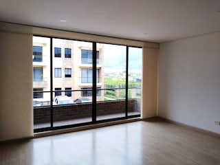 Una vista de una habitación con una puerta corredera de cristal en 100589 - APARTAMENTO EN VENTA