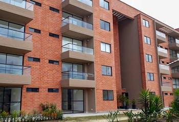Venta de apartamento en La Ceja, con 2 habitaciones