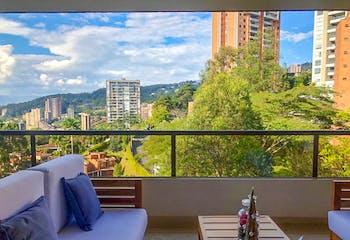Apartamento en venta en El Tesoro de 234m² con Piscina...