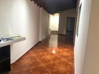 Una vista de una cocina desde el pasillo en SE VENDE APARTAMENTO EN ENVIGADO LOS NARANJOS