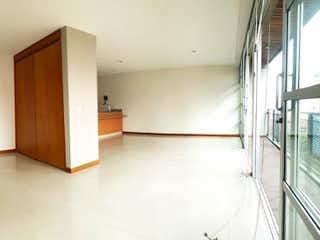 Una vista de una cocina desde el pasillo en Apartamento en venta en La Tomatera, de 65mtrs2