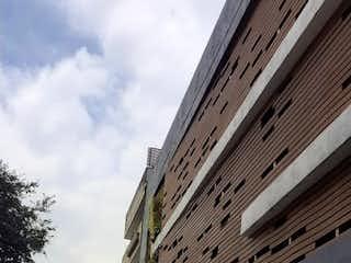 Una imagen de una calle con un edificio en Apartamento en Venta Centro Bogotá