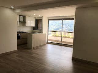 Una vista de una cocina desde el pasillo en Apartamento en venta en Machado con Piscina...