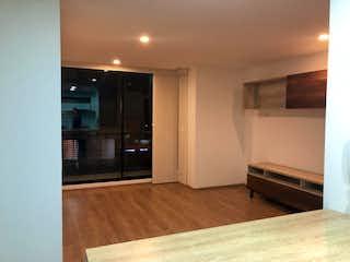 Una cocina con nevera y fregadero en Apartamento en venta en Santa Bárbara Oriental 74m² con Gimnasio...
