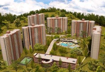 Apartamento en venta en Cuchillas De San José de 57m² con Gimnasio...