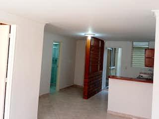 Un cuarto de baño con ducha y lavabo en Apartamento en venta en La Floresta, de 59,34mtrs2