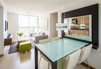 Apartamento en Venta en Rionegro, cuenta con 2 alcobas y 2 baños.