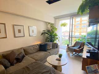 Una sala de estar llena de muebles y una gran ventana en BAJA DE PRECIO ! BUENÍSIMA OPORTUNIDAD EN HARES. ENTREGA INMEDIATA