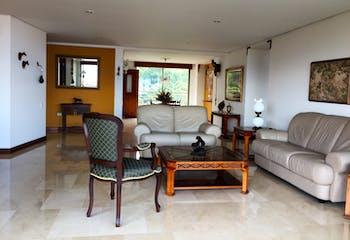 Venta de apartamento en El Poblado - Las Caleras, con 3 habitaciones