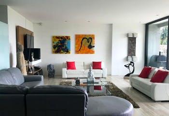 Apartamento en Poblado, Los Balsos - 212 mts, 3 alcobas.