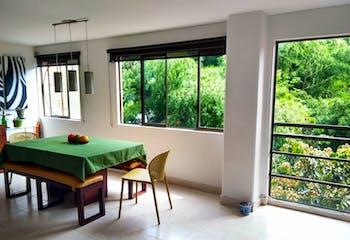 Apartamento en venta en El Tesoro de 3 hab.