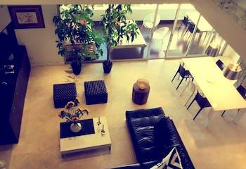 Apartamento en Poblado, El Tesoro -290 mts, 3 alcobas.