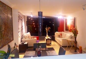 Venta de apartamento en El Poblado, El Tesoro, con 3 alcobas