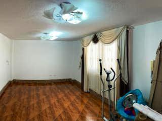 Un cuarto de baño con lavabo y ducha en Apartamento en venta en Villemar de 61m²