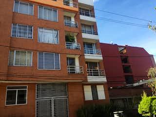 Un edificio de ladrillo rojo con un edificio de ladrillo rojo en Apartamento En Venta En Bogota Nicolás De Federmán