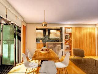 Una sala de estar llena de muebles y una ventana en Sierra Santa Rosa 123,