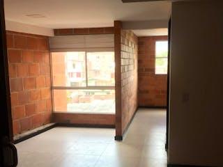 Una vista de un pasillo desde un pasillo en VENTA APARTAESTUDIO SECTOR MOLINOS