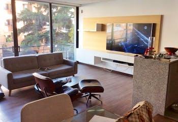 Apartamento en venta en Chicó Reservado de 130m²
