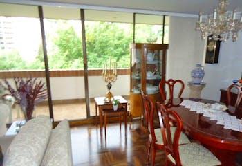 Apartamento en Venta en Poblado, Los Balsos - 178mt, tres alcobas