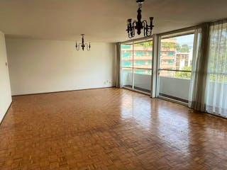 Una vista de una sala de estar y una sala de estar en Departamento en Venta en Del Valle Centro Benito Juárez