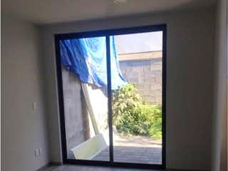 Una vista de una sala de estar desde una ventana en Departamento en Venta en Popotla Miguel Hidalgo