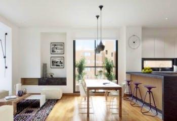 Apartamento en venta en La Cabrera, 61m² con Solarium...