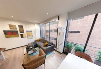 Apartamento en venta en Chicó Reservado, 54m²