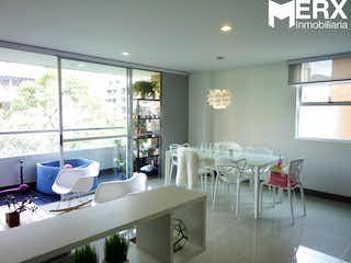 Una habitación llena de muebles y una ventana en VENTA  APARTAMENTO EN ZIGA