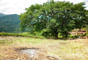 Lote en Venta en Santa Fé de Antioquia - con muy buen clima y excelentes vías de acceso.