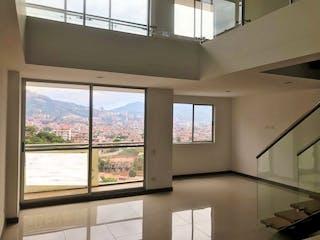 Una gran ventana con una vista del océano en Apartamento en venta en La Abadía con acceso a Piscina