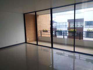 Una vista del horizonte de la ciudad desde una ventana en Apartamento en venta en Casco Urbano El Retiro de 89m²