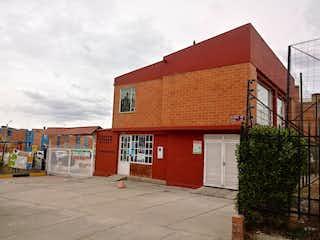 Un edificio de ladrillo rojo con un edificio de ladrillo rojo en Venta apartamento  Soacha Terreros