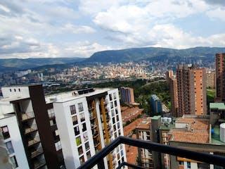 Apartamento en venta en Rodeo Alto, Medellín