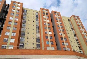Apartamento En Venta En Bogota Valladolid - con tres alcobas