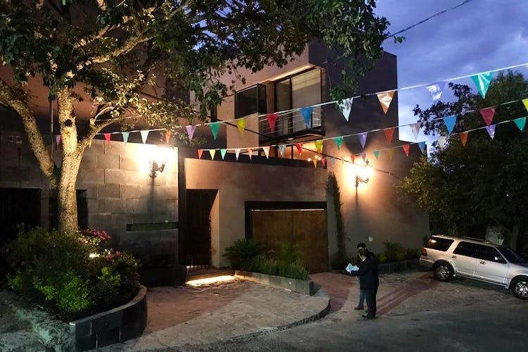 Portada Casa en Venta en Lomas de Padierna, Tlalpan, Roof garden