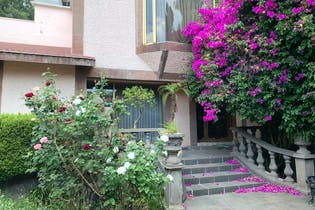 Casa en Venta Jardines del Pedregal, Álvaro Obregón en un sólo nivel