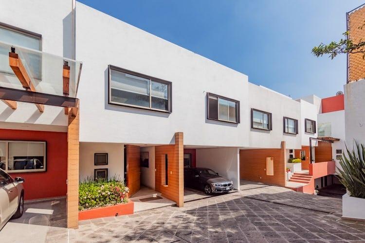 Portada Casa en venta en San Jerónimo Aculco, 260 m² en condominio